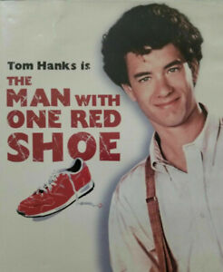 Man With One Red Shoe DVD 1985 Tom Hanks Movie Lori Singer Spy Comedy