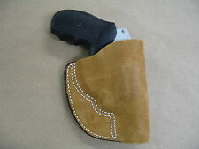 Colt Detective Special Revolver Inside the Pocket Leather Concealment Holster