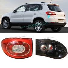 For Volkswagen Tiguan 2007-2011 Rear Left Outer Tail Light Brake Lamp Housing