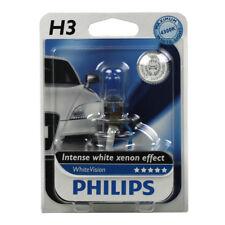 Philips Glühbirne Glühlampe H3 55W Intense White Vision Xenon Effect 12336WHVB1