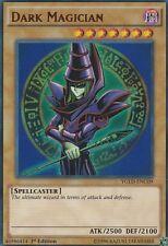 YUGIOH HOLO CARD DARK MAGICIAN YGLD-ENC09 1ST EDITION