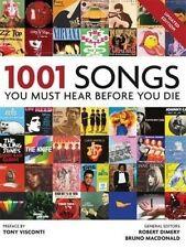 1001 Songs: You Must Hear Before You Die - Robert Dimery【著】