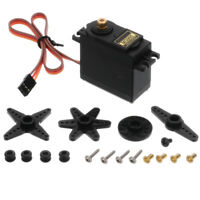 MG995 360° High Torque Metal Gear RC Servo Car Motor Set For Boat Helicopter