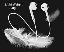 Bluetooth Earbud Headset Wireless Earphone Headphone for Samsung S10 s9 s7 s6