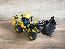 Lego 8459 Pneumatic Front-End Loader Bagger Technic Technik