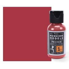 Pintura Modelos de misión-Rojo Óxido Imprimación Acrílica Pinturas Acrílicas Modelo 1 floz
