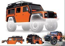 Traxxas 8011A TRX-4 Land Rover Defender Body (Adventure Orange)