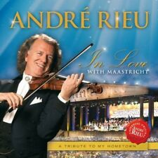 André Rieu, Johann S - In Love with Maastricht: Tribute to My Hometown [New CD]