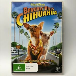 Beverly Hills Chihuahua - DVD - AusPost with Tracking