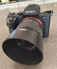 Sony Alpha a7 II 24.3MP Mirrorless Camera - SEL50F18F Lens - 3730 shutter count