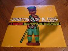 MAXI 33T - LA BRIGADE  - OPERATION COUP DE POING - 1999 - Comme neuf