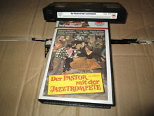 VHS - Der Pastor mit der Jazz Trompete - Oskar Sima - Taurus