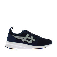 Asics Tiger Lyte-Jogger Sneaker Uomo H832N 5896 Peacot Mid Grey