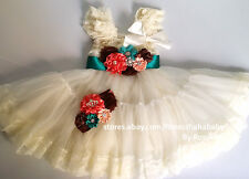 babydoll lace dress petti dress ruffler sash flower girl baby doll lace outfit
