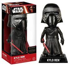 Star Wars - Kylo Ren With Helmet vinyl bobble head
