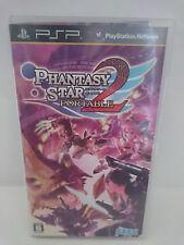 Phantasy Star Portable 2 for Sony PlayStation Portable (NTSC-J)