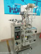 High Temperature Tomato Paste/Sesame Paste Machine in Four-side Seal Sachet