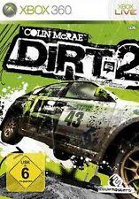 XBOX 360 Colin McRae Dirt 2 Offroad CORSA guterzust.
