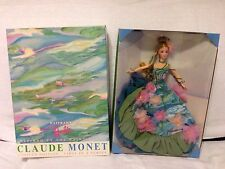 Barbie Claude Monet Water Lily Doll Limited Edition First In A Series 1997