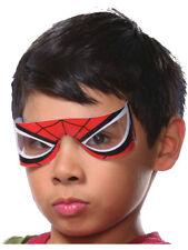 Childs Boys Girls Spider-Man Marvel Eye-Mask Costume Accessory