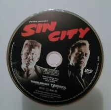 Sin City dvd disc only No Tracking!