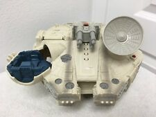 Hasbro 2001 Star Wars Galactic Heroes Millennium Falcon Space Ship For Parts