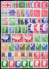 Schweden 1945-1948 ** postfrisch