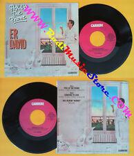 LP 45 7'' F.R. DAVID Pick up the phone Someone to love 1983 italy no cd mc dvd *