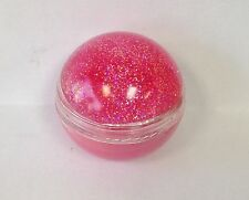 Naturistics Miss Kiss Jingle Gloss Lip Gloss - Hot Pink (Sheer)/Pink Glitter