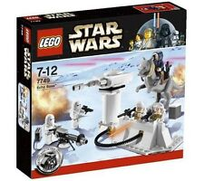 STAR WARS LEGO #7749 ECHO BASE hoth tauntaun...NEW UNOPENED!