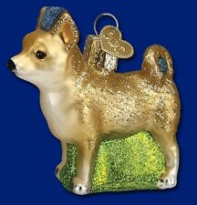 Chihuahua Ornament Old World Christmas 12281 10