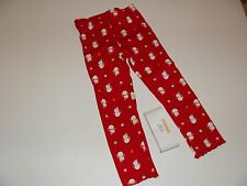 Gymboree Holiday Cozy Cutie Girls Size 5T Snowman Red Leggings NWT NEW