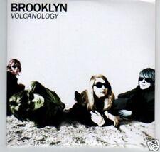 (C808) Brooklyn, Volcanology - DJ CD