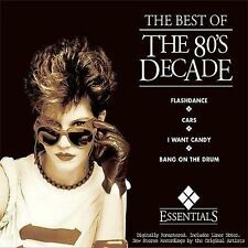 Various Artists : The Best of the 80s Decade CD