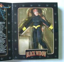 X-Men Marvel Famous Cover Black Widow Toybiz 1998 MIB