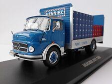 Mercedes-benz lp911 Henniez 1969 1/43 Ixo ixotru 004 l911 LP l 911 mercedes Truck