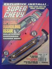 SUPER CHEVY - HANDLING ISSUE - June 1998 vol 27 #6
