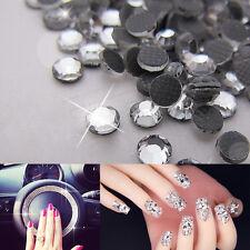 1440Pcs Acrílico Gemas Cuentas Cristal Decoración Uña Manicura Nail Art