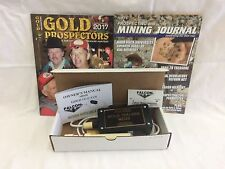 FALCON MD20 METAL DETECTOR - NEW - FIND GOLD SO SMALL THE EYE CAN BARELY SEE