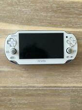 PCH-1000 PlayStation PS Vita Crystal White Sony PCH1000ZA02