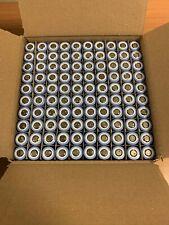 100x getestete 18mm x 65mm Li ion Batterien, Samsung INR-29E, 90-100% cap