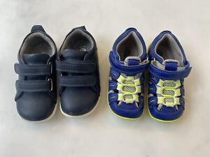 Bobux Shoes And Sandels Size 21