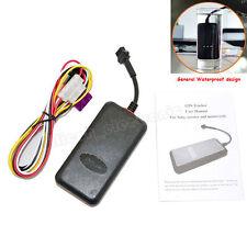 New GT003 Vehicle Car Waterproof GSM GPS Tracker + Vibration Alarm DC 9-24V