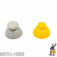 2 Analog Stick Caps Kappen für Nintendo Gamecube Controller Ersatz Knöpfe Thumbs