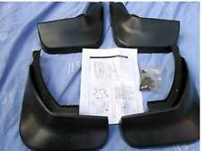 AUDI A6 MUD FLAP SET FITS 2007 - 2013 VEHICLES - BADA60721