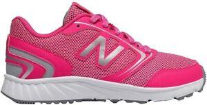 New Balance Junior Girls Womens Running Trainers KJ455PBY  (as17) RRP £35.00