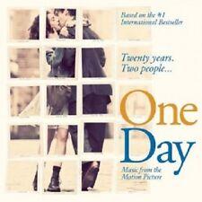 OST/RACHEL PORTMAN/ELVIS COSTELLO/+ - ONE DAY  CD 17 TRACKS POP SOUNDTRACK  NEU