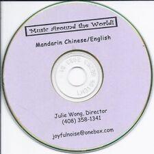 Music Around the World - Mandarin / English Cd