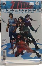 DC Rebirth Titans #1 - 7 Comic Set NM 9.4+