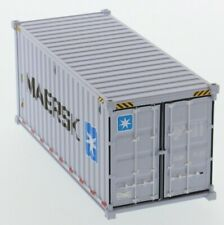 1:50 scale 20' Dry goods sea container - MAERSK - Diecast Masters 91025E